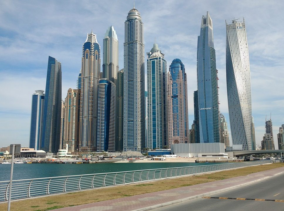 Dubai UAE Shoreline